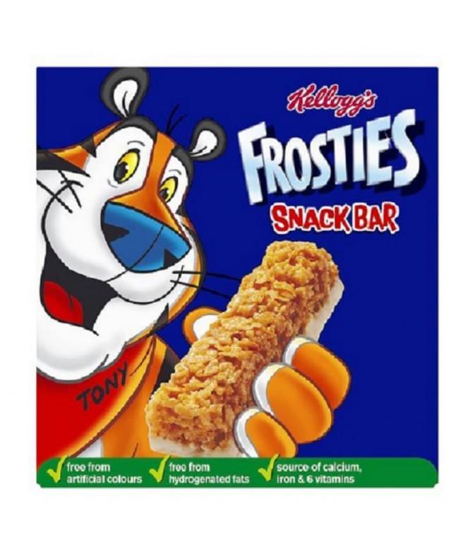 Kelloggs Frosties Barrita Cereais & Choc 6un