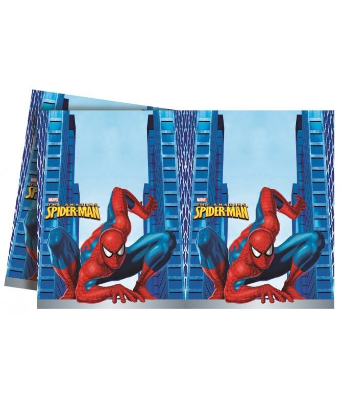 Toalha de Mesa Homem Aranha 120 x 180 cm