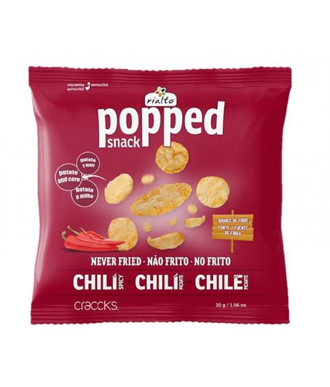 Rialto Popped Snack Chili Picante 30gr