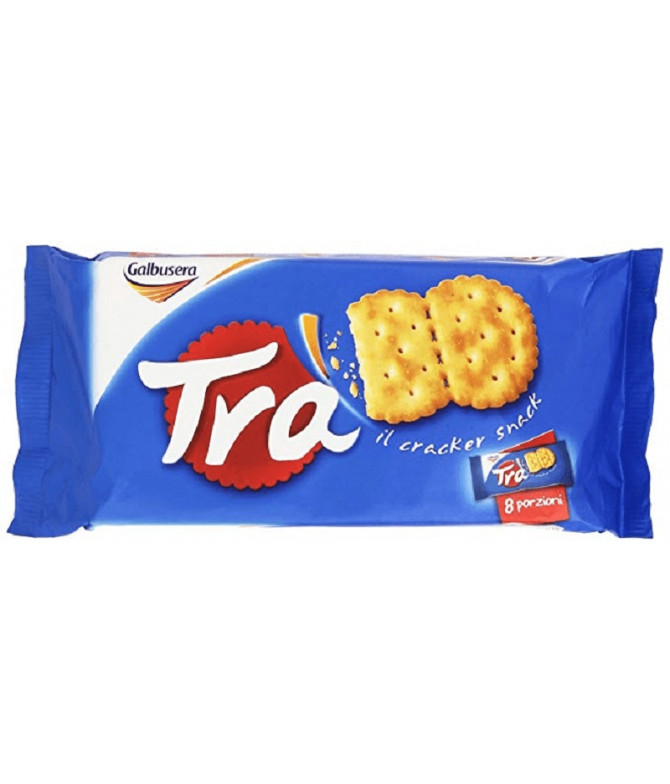 Galbusera Trà Cracker 200gr