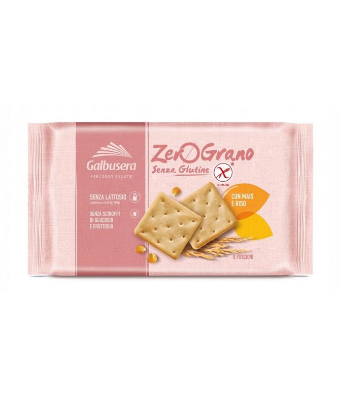 Galbusera ZeroGrano Cracker 320gr