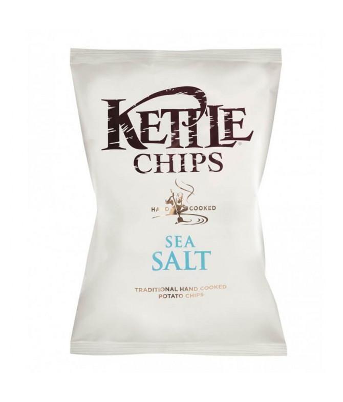 Kettle Chips Sal Marina 150gr T
