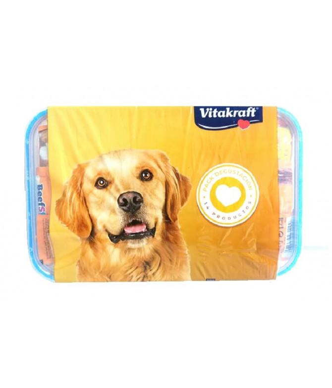 Vitakraft Pack Degustación Perro 14un T