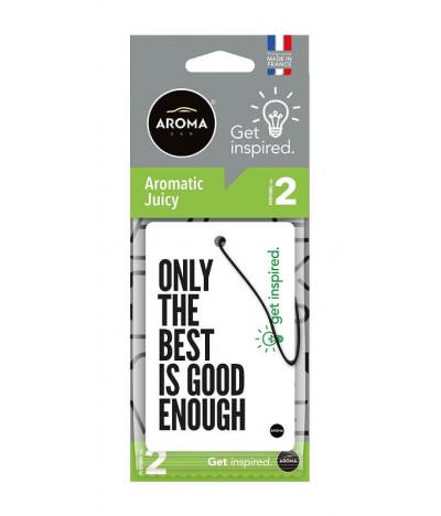 Ambientador Auto Get INSPIRED Aromatic Juice 1un