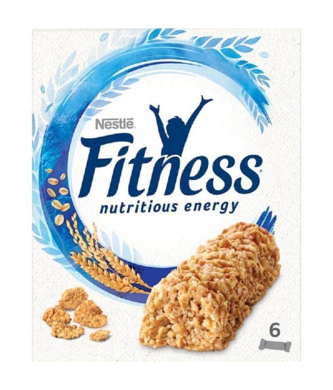 Nestlé Fitness Barrita Cereales 6un T
