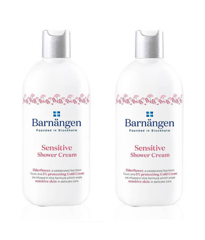 PACK 2 Barnängen Gel Baño Sensitive 400ml T