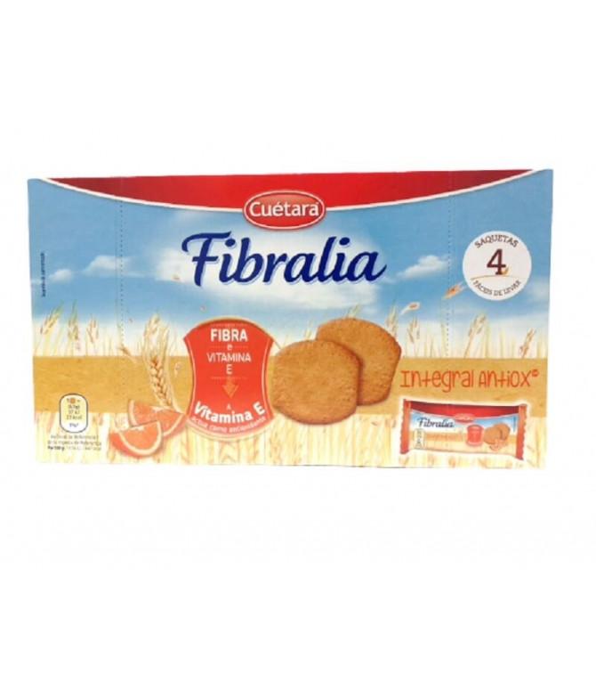 Cuétara Fibralia Galleta 160gr T
