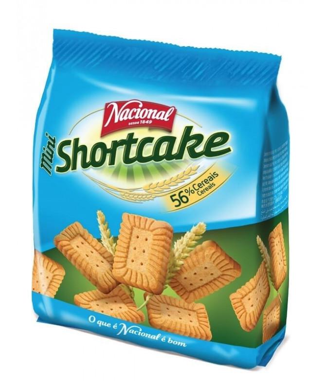 Nacional Mini Shortcake 120gr