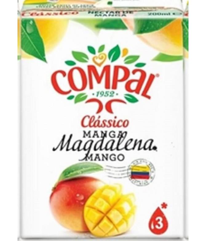 Compal Clássico Mango Magdalena 200ml T