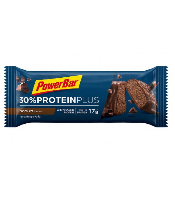 Powerbar 30% Protein Plus Chocolate 55gr T