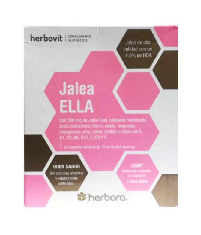 Herbora Geleia Real ELLA 15un