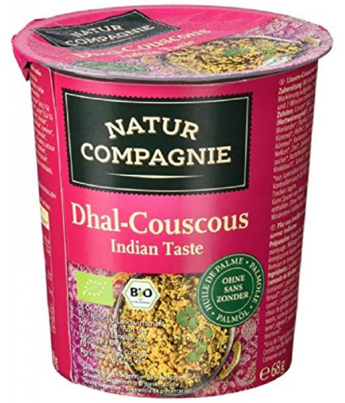 Natur Compagnie Dahl Couscous 68gr T