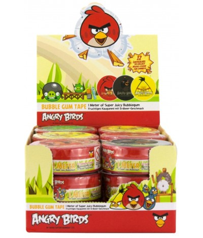 Chicle Angry Birds 1 UNIDADE x 1metro
