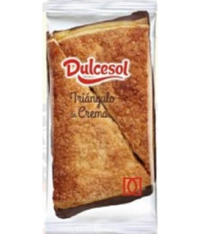 Dulcesol Triángulos Crema Chocolate 95gr T