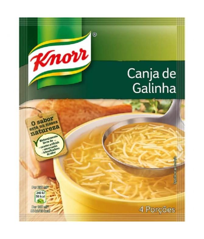 Knorr Canja Galinha 68gr