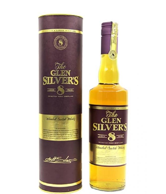 Glen Silver's Scotch Whisky 8 Anos 70cl