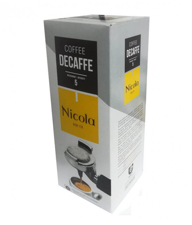 Nicola Café Expresso DECAFFE 25un