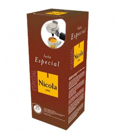 Nicola Café Expresso Lote Especial 25un