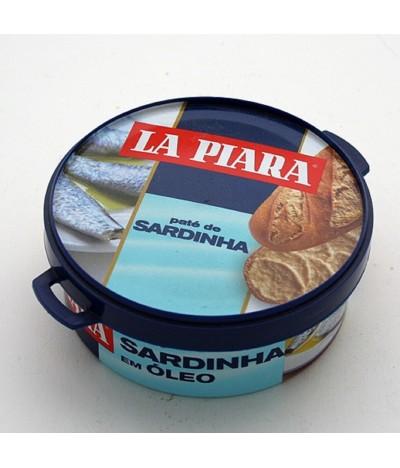 Paté de Sardinha La Piara 75gr