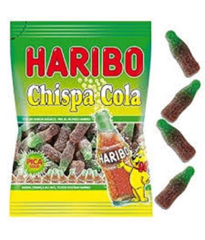 Gomas Chispa Cola Haribo 100gr
