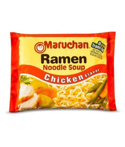 Fideos Chinos sabor a Pollo Maruchan