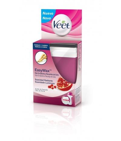 Veet Reecarga Easy Wax Roll On Aceite de Granada