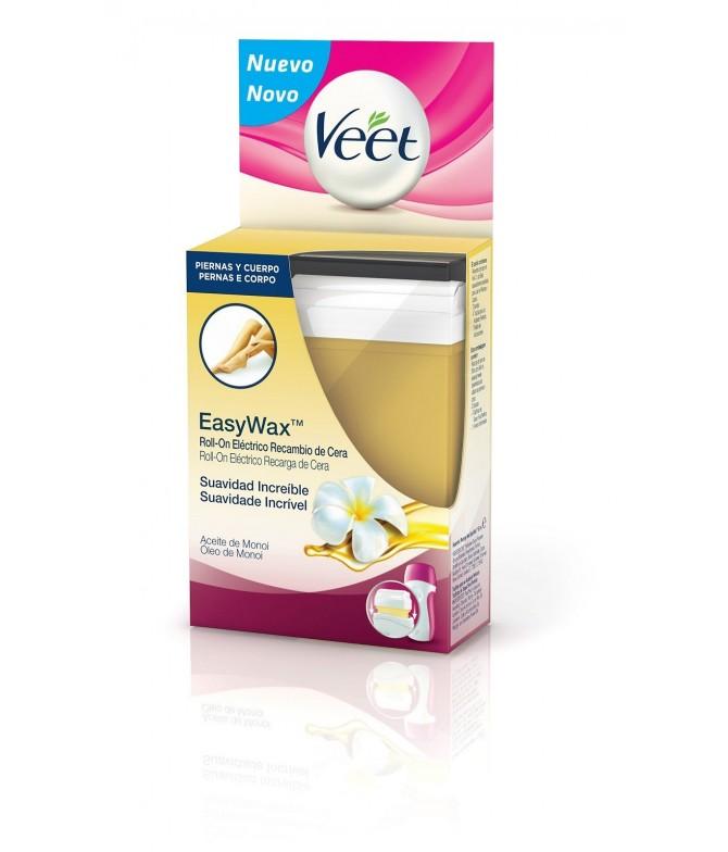 Veet Reecarga Easy Wax Roll On Aceite de Monöi
