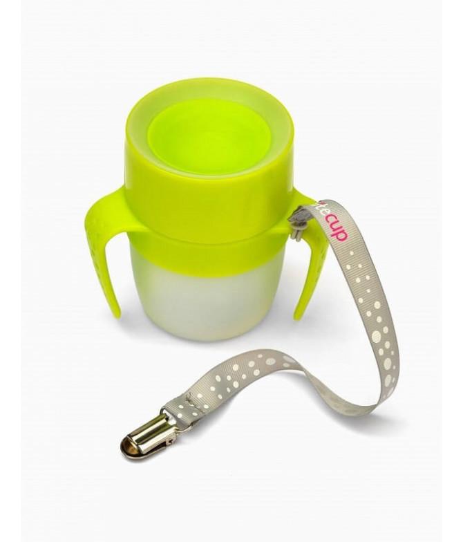 Litecup Baby Vaso con Luz VERDE 200ml T