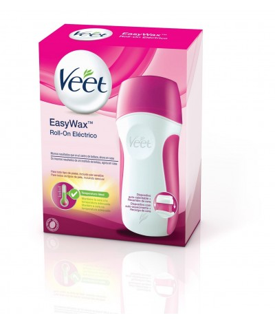 Veet Easy Wax Roll On Eléctrico
