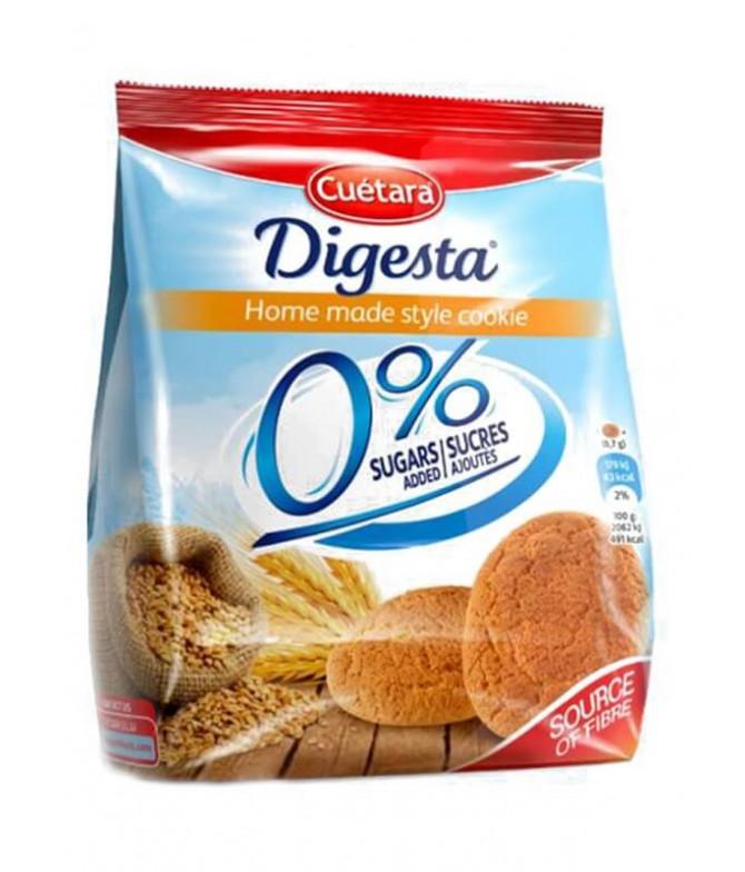 Cuétara Bolacha Digesta 0% 150gr