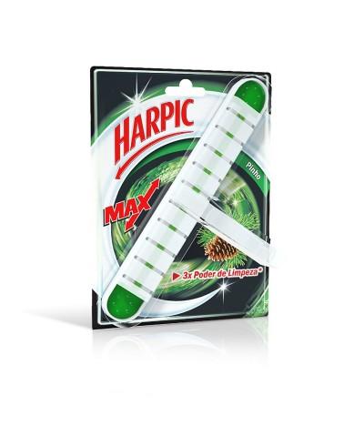 Harpic Bloco Sanitário WC Pinho