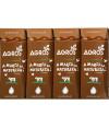 Agros Leite com Chocolate 4x200ml