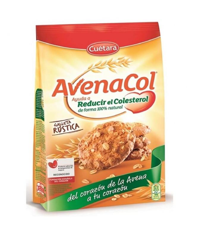 Cuétara Avenacol Galletas Rústica 300gr T