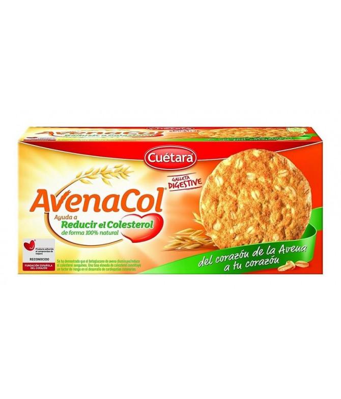 Cuétara Avenacol Galletas Digestivas 300gr T