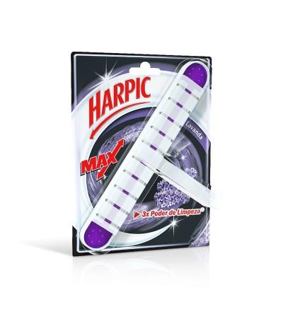 Harpic Bloco Sanitário WC Lavanda