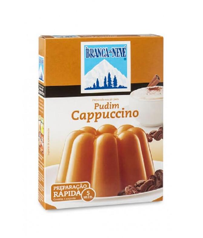 Branca de Neve Pudim Cappuccino 110gr
