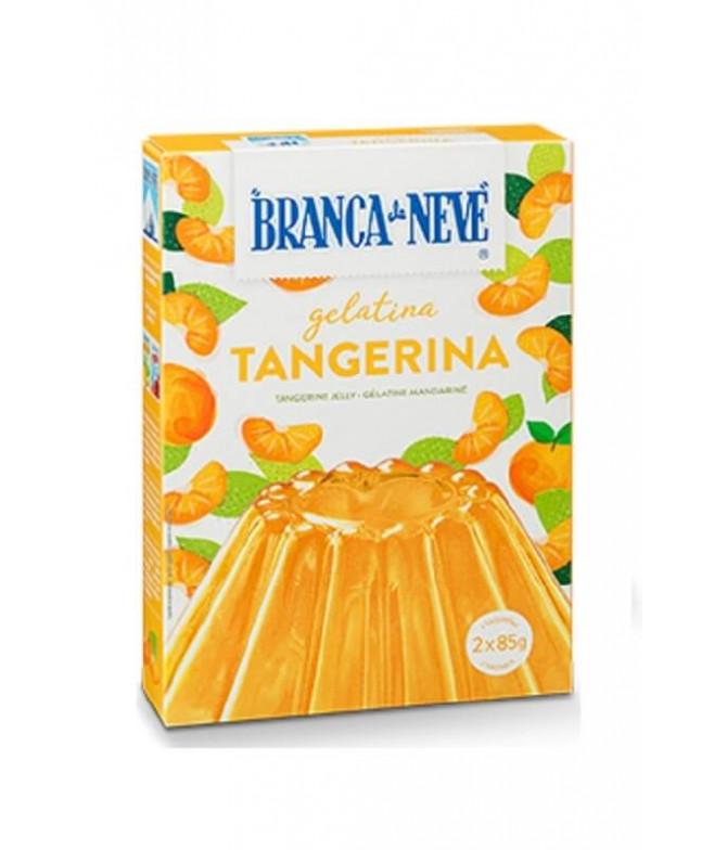 Branca de Neve Gelatina Tangerina 2x85gr