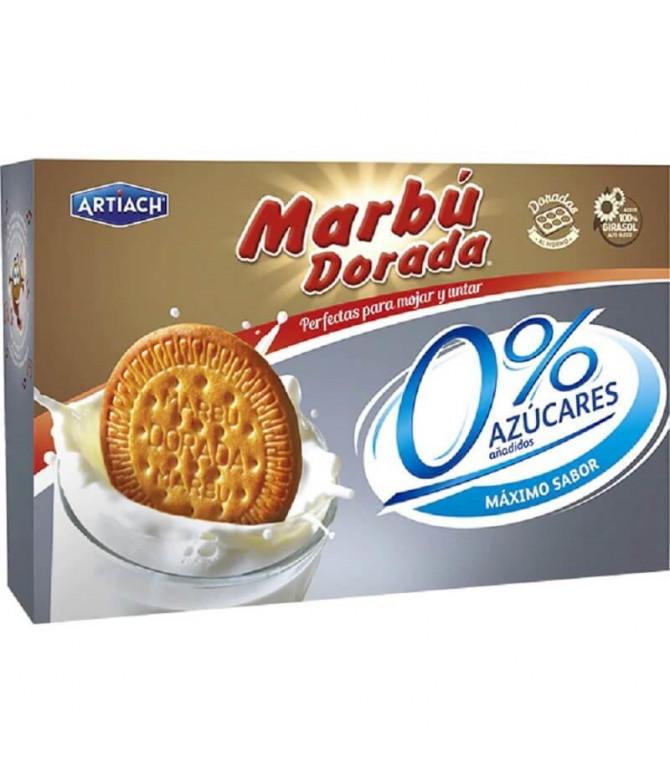 Artiach Marbú Dorada Bolacha 400gr