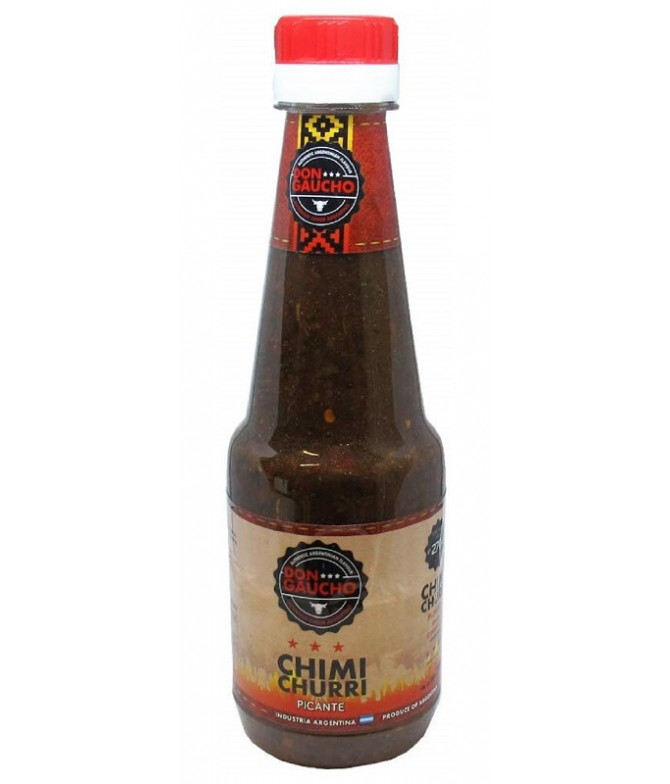 Don Gaucho Molho Chimi Churri Picante 270ml