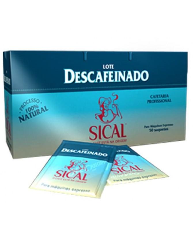 Sical Café Descafeinado Máq Expresso 50un