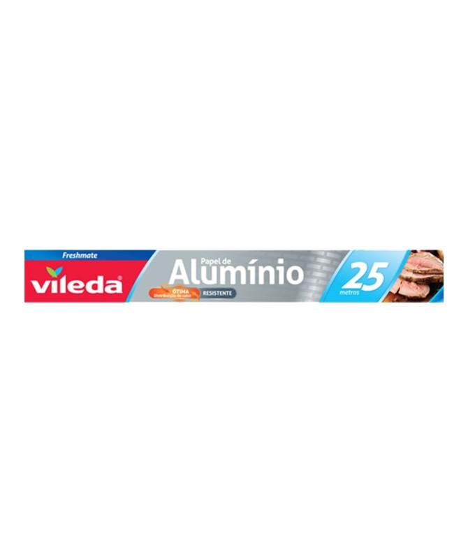 Vileda Papel Alumínio 25m