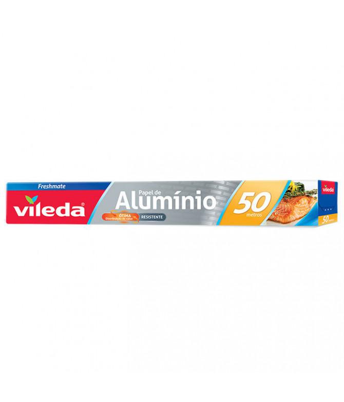 Vileda Papel Alumínio 50m