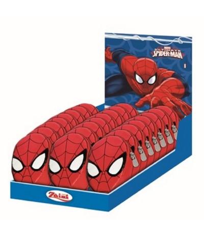 Disney Bolsinha Spiderman com Ovos de Chocolate 48gr