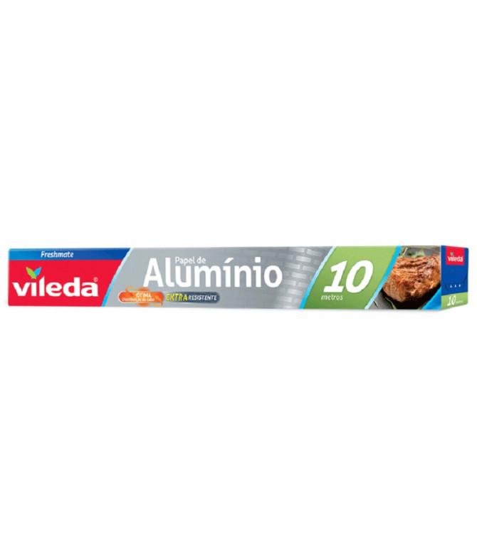 Vileda Papel Alumínio Extra Resistente 10m