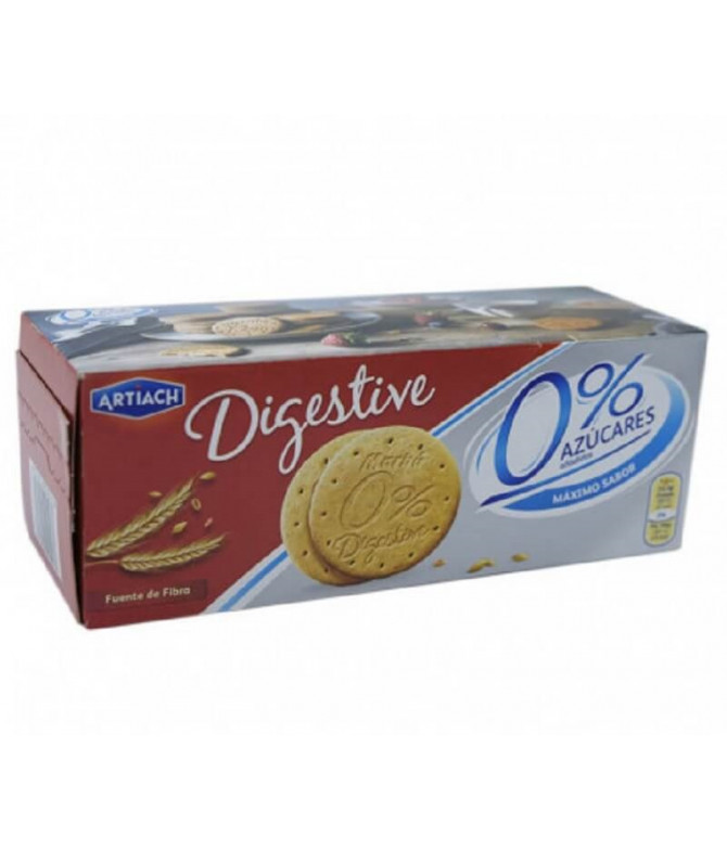 Artiach Digestive Galleta 0% Azúcares 400gr T
