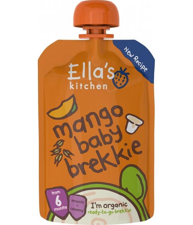 Ella's Kitchen Snack Fruta Brekkie Manga 100gr
