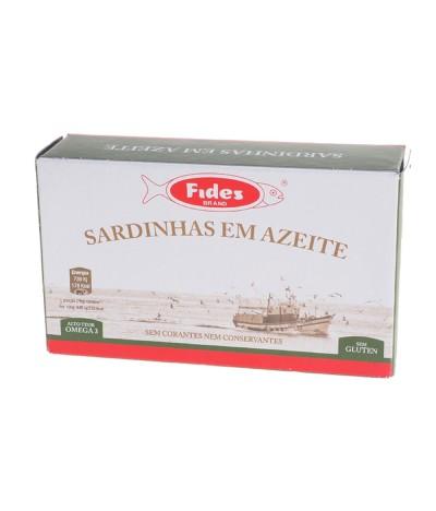 Fides Sardinhas em Azeite 120gr
