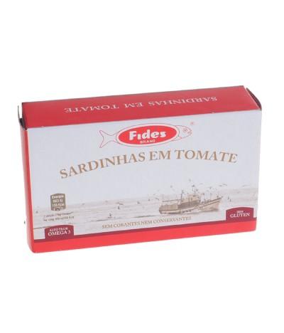 Fides Sardinhas em Tomate 125gr