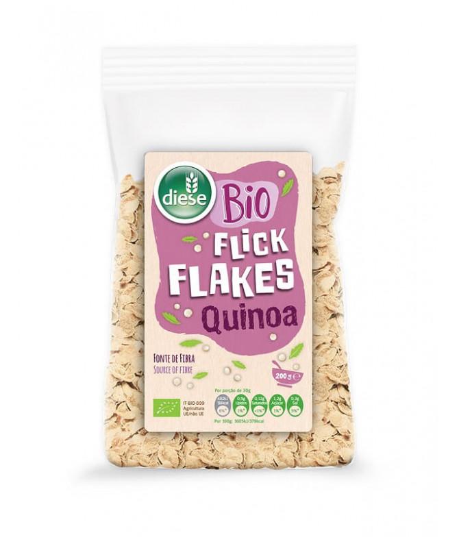 Diese Flick Flakes Quinoa BIO 200gr