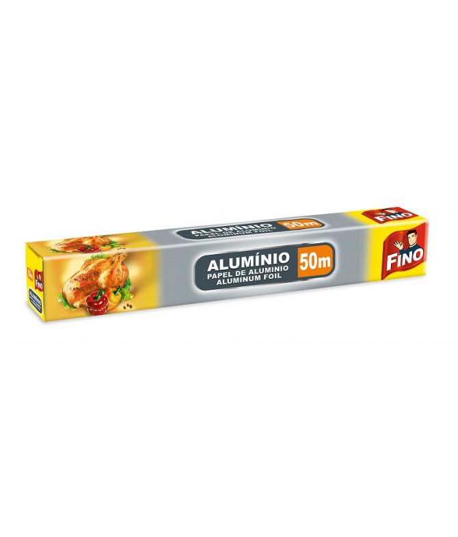 Fino Papel Alumínio 50m